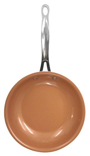 Gotham Steel Bratpfanne, Keramik/Titan, Schwarz, 32x 32x 5cm