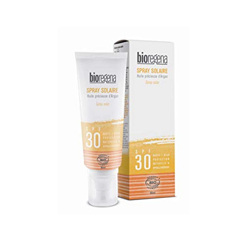 Bioregena - Spray Solaire Spf 30 Adultes 90ml Bioregena
