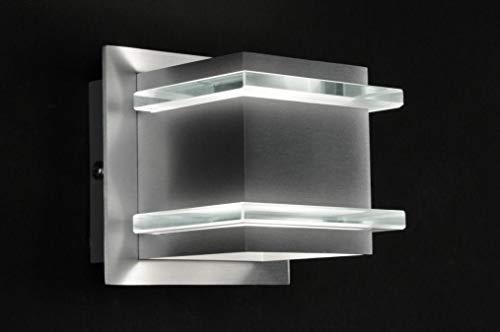Lumidora Wandleuchte Modern Design Aluminium