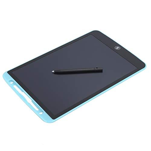 wosume Pizarra de Dibujo electrónico sin radiación Tableta de Escritura ampliamente Utilizada Conveniente para Usar Amigos de Rendimiento Estable para niños(Sky Blue)