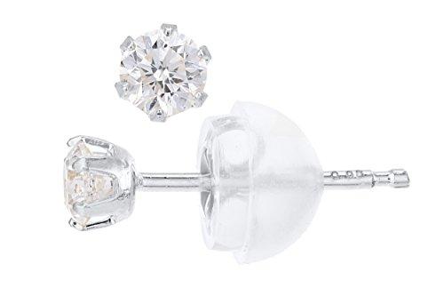 G&S Diamonds Damen - Gold 18 Karat (750) 14 Karat (585) Weißgold Rund Diamant