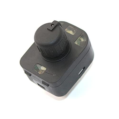 Equipo eléctrico Interruptor de ajuste del espejo eléctrico 8E0 959565 A Interruptor de control remoto Compatible con A4 Interruptor de ajuste del espejo eléctrico B6 8E0 959 565 A Interruptor de