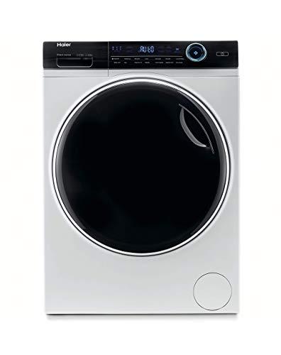 Haier HWD120-B14979 - Lavasecadora I-Pro Series -12Kgs lavado + 8 kgs secado, Motor Inverter Direct Motion, ABT Antibacterias, I-Refresh (microvapor),Tambor XXL con LED, Libre instalación
