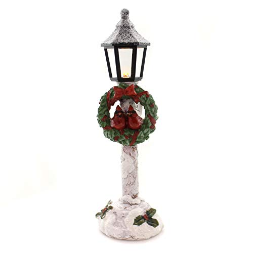 Roman May The Season Bring. Lighted Lanter, Multicolor