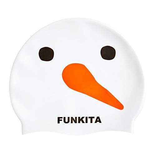 Funkita Silikon-Badekappe – Snowy