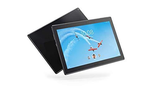 Lenovo Tab 4 Plus (WiFi+4G LTE) 10' Android Tablet, 64-bit Octa-Core Snapdragon, 2.0GHz, 32GB Storage, 2GB RAM, Black, ZA2X0000US (Renewed)