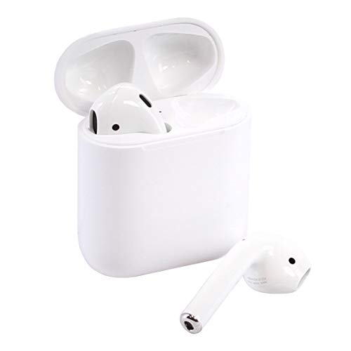 (Renewed) Apple AirPods 2 with...