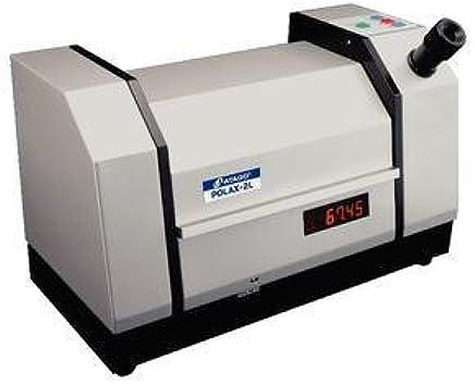 RE-6721 - Polarimeter Tube, 200 mm - Polax-2L Semi-Automatic Polarimeter, ATAGO - Each