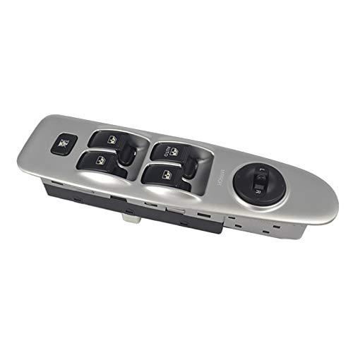 Toygogo Accesorios de Control de Interruptor de Ventana para Hyundai Elantra GT Hatchback 5 Puertas 2.0L 1975CC L4 DOHC Gas Aspirado Naturalmente 2005