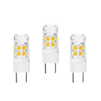 JCD T4 Bi-Pin JBM7195 WB36X10213 Microwave Light Warm White 3000K G8 120V 20W Bulb   JCDGY8 Lights Replacement for Halogen GE Oven Parts WB25X10019 WB08X10050 WB36X10246 3-Pack AC110V-130V