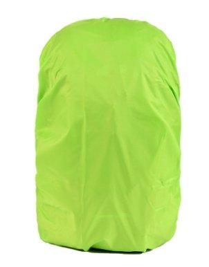Ndier Cubierta de Lluvia,Funda Impermeable para Mochilas Escolares Bolsas para Equipaje Bolsas para Lluvia/Polvo Verde 35-40 L