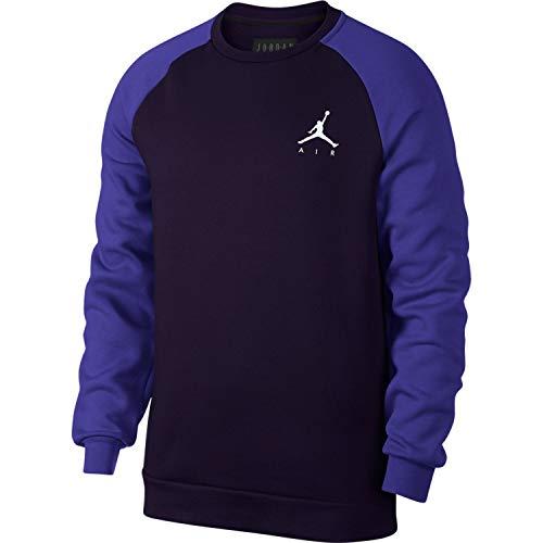 Nike Cascade de Parka 550, chaqueta con capucha, blanco/azul