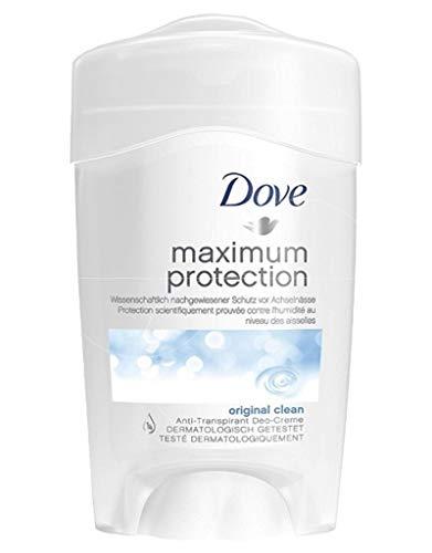 Dove Déodorant Dove-Stick - Protección máxima para evitar la limpieza