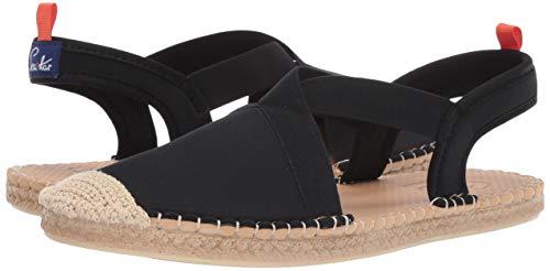 Sea Star Beachwear Women's Neoprene Seafarer Slingback Sandal, Water-Friendly and Quick Drying