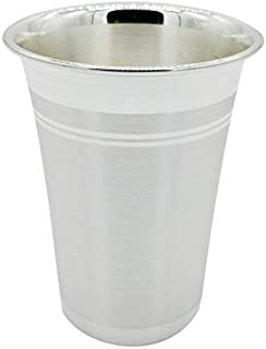 Maa Silver Pure Silver Glass/Tumbler 150gm with 97% Purity