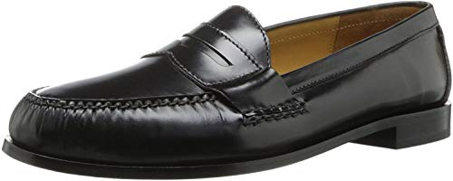 Cole Haan Mens Pinch Penny Loafer, Black, 11 D US