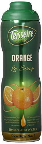 TEISSEIRE ORANGEN SIRUP (6 x 600 ml)