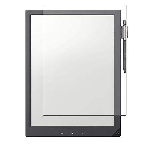 """Vaxson 4-Pack TPU Pellicola Protettiva, compatibile con SONY Digital Paper DPT-S1 13.3"""", Screen Protector Film [Non Vetro Temperato Cover Custodia ]"""