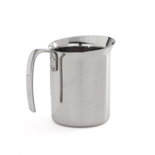Bialetti - 0001801 Elegance Pot à Lait en Inox - 15 cl