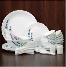 LaOpala English Lavender Dinner Set of 23