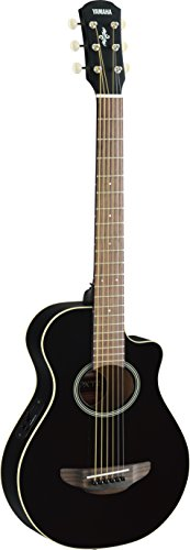 cheap Yamaha APXT2 3/4 Electro Acoustic Guitar-Black