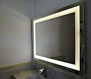 Wall Mirrors - LED Mirror 80x60