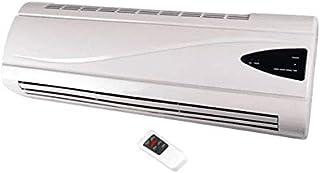 VDC Calefactor Split CERAMICO Digital con Mando 1000/2000W Blanco