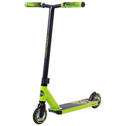 Driftwerk Stunt Scooter freestyle Patinete para niños DS1.5 Mini Green