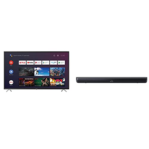 TV + HT-SB147 Soundbar