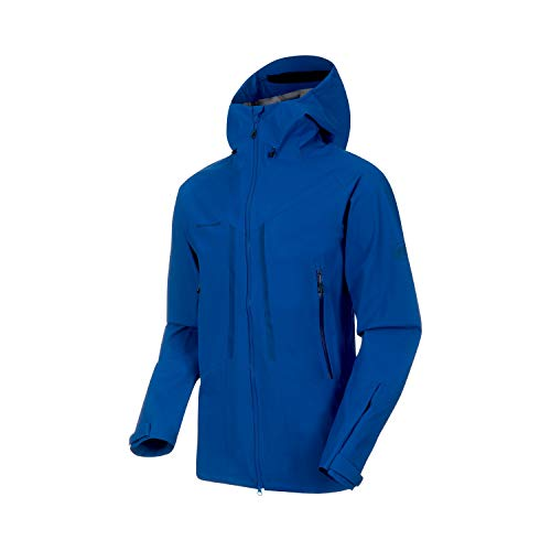 Mammut Masao Hs Hooded Jacket voor heren Hardshell