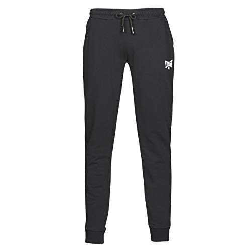 Everlast Sports - Pantaloni da Uomo, Uomo, Pantaloni, 789610-60, Nero, L