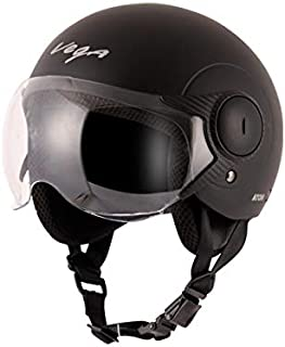 Vega Atom Dull Black Helmet-M