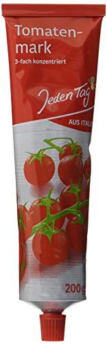 Jeden Tag Italienisches Tomatenmark, 3-fach konzentriert 200 g Tube