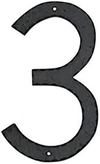 large individual house numbers
