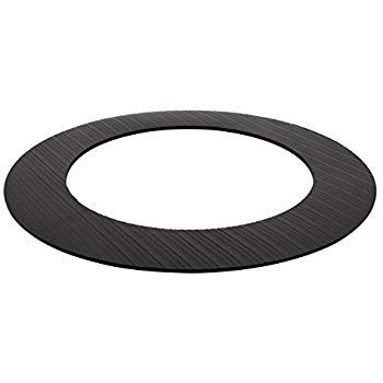 Stay! Non Skid Round Furniture Pads for Recliners, Gripper Pads for Hardwood Floors and Carpet, (25 inch Outside Diameter, 17 inch Inside Diameter) Note: Choose Size Slightly Larger Then Base.