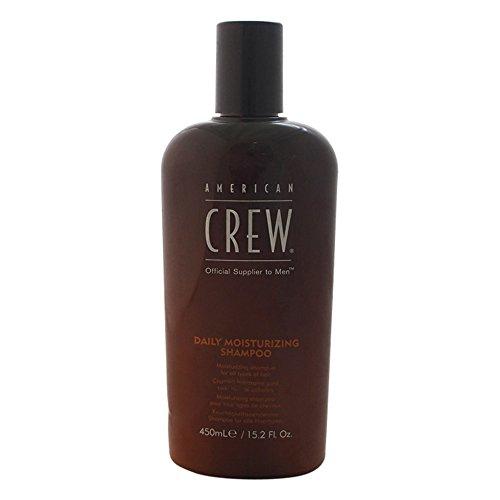 AMERICAN CREW Shampooing Hydratant Fréquence pour Cheveux Normaux à Secs, 450 ml