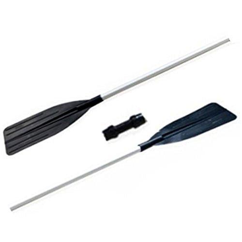 Ardisle Nero Pagaia per Kayak in alluminio leggero parte Dinghy-Remo-Gommone gonfiabile