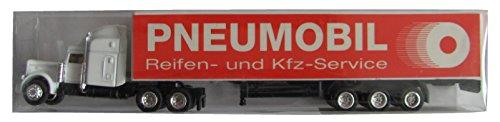 Pneumobil GmbH Nr. - Reifen- und Kfz-Service - US Sattelzug