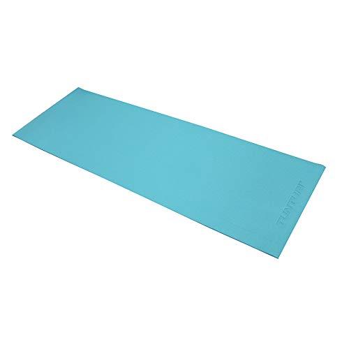 Tunturi - Esterilla de Yoga de PVC en 2 Colores - 14TUSYO035, 72 x 24 in, Turquoise