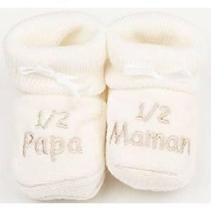 Paire de chaussons pour bébé
