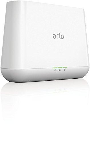 NetGear Arlo Pro Security Base Station VMB4000 with Power Supply (No Cameras) (Renewed)