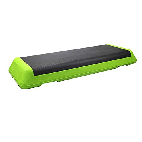 Best Buy! Nuokix Sports Large Pedal Fitness Home Equipment Aerobic Rhythm Pedal Durable Non-Slip Exe...