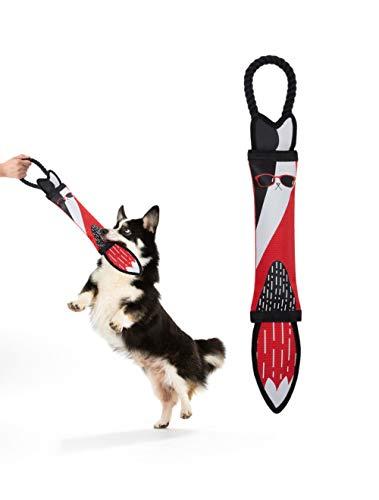 purrrfect life Christmas Dog Chew Toys Dental Dog Toys (Medium (21.6'' x 3.1''))…