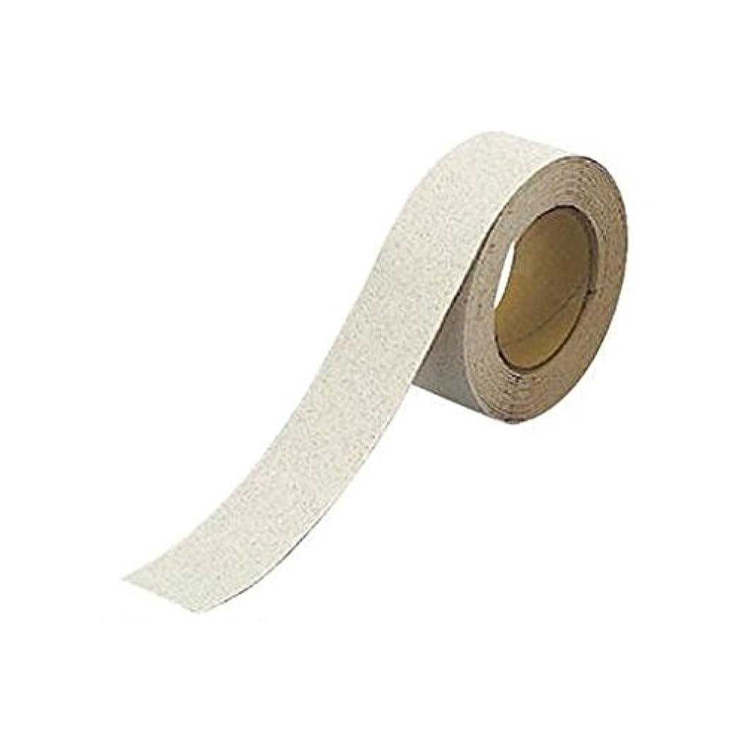 施設クラッシュワットKP10922 ユニラインテープ反射白 合成ゴム 50mm幅×5m巻