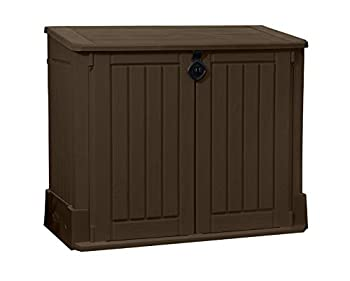 Best outdoor garbage can storage Reviews