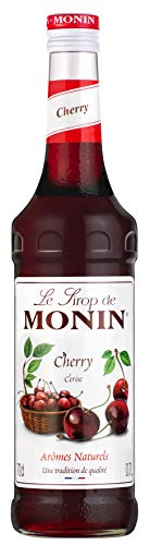 Monin KIRSCHE-Sirup, 1er Pack (1 x 700 ml)