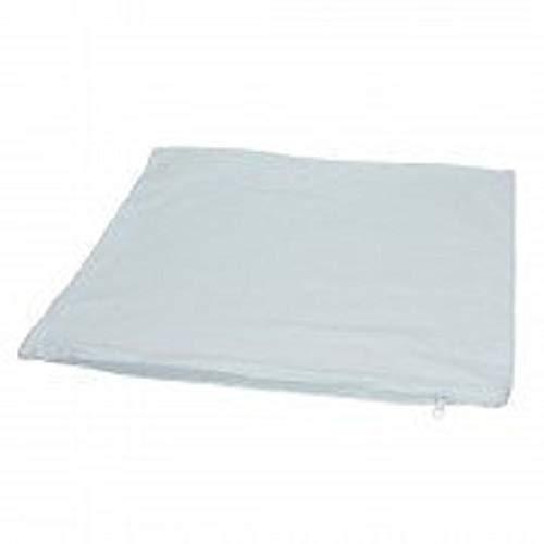 Efco 1215035 Waren Kissenbezug, Baumwolle, weiß, 40x 40cm