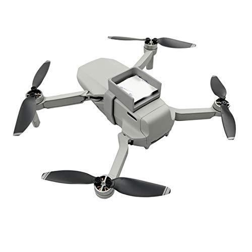 Hunpta @ Erweiterung Zubehör für DJI Mavic Mini 2, Top Loading Box GPS-Montage Feste Halterung Anti Lost Halter 3D-Druck Kunststoff Drohnen Aufbewahrungsbox Kompatible mit für DJI Mavic Mini 2