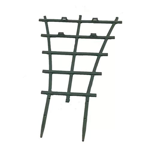 Rusisi Climbing Plant Stand, Climbing Plant Trellis, Plant Stem Stand, Rattan Plant Support Frame, Clematis, Morning Glory