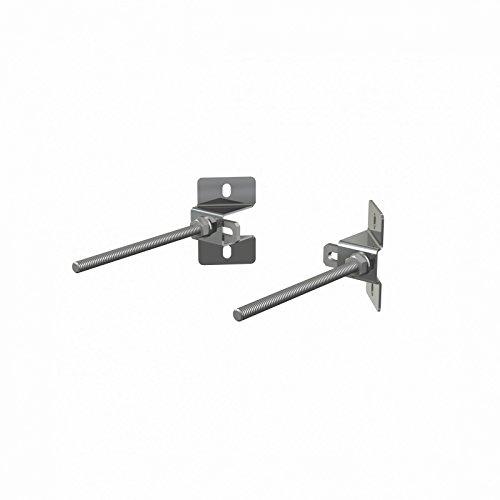Alcaplast Adapter für WC-Eckmontage Vorwandelement Unterspülkasten